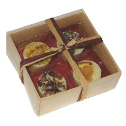 Celtic Herbal Company Natural Assorted Bath Melts