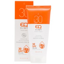 EQ EVOA SPF 30 Organic Sunscreen 100ml