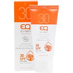 EQ EVOA SPF 30 Organic Sunscreen 50ml