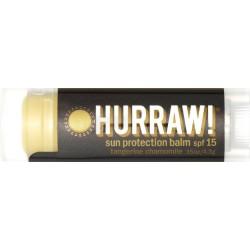 Hurraw Sun Balm SPF 15 Lip Balm 4.3g