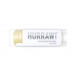 Hurraw Unscented Lip Balm 4.3g