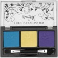 Barry M Trio Eyeshadow Palette - Paradise Passion