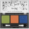 Barry M Trio Eyeshadow Palette - Tasty Tropics