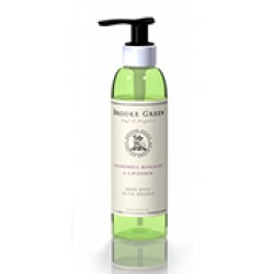 Brooke Green Remedies Wild Rose, Geranium & Mandarin Hand Wash 200ml