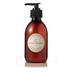 Wild Planet Wild Rose Geranium Bath & Shower Gel 250ml